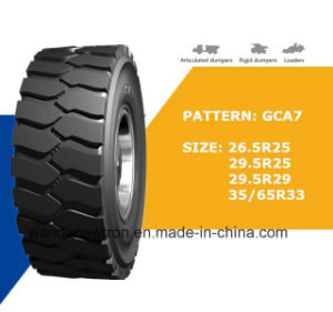 Radial OTR Tyre 26.5r25 29.5r25, Mining Tyre, Dumper Tyre pictures & photos