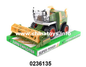 New Toy Friction Farmer Truck Car Vehicle Toy (0236135) pictures & photos