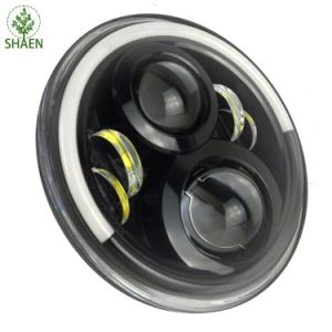 High Power H/L CREE LED Car Light for Harley and Jeep 50W pictures & photos