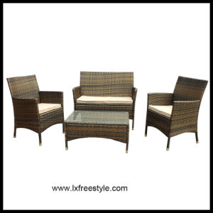 Kd Garden Rattan Dining Set (DS-204)