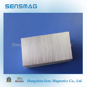 Gold Plated Permanent NdFeB Neodymium Magnet for Magnetic Motor, Brakes. pictures & photos