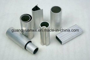 6063 T5 Anodized Extruded Aluminum Tubes/Pipe pictures & photos