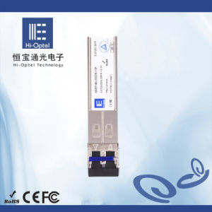 SFP Optical Transceiver Bi-Di/Dulex 155~1.25G, 850m~120KM pictures & photos