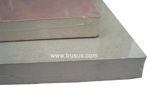 12 Mm Thickness Fireproof Gypsum Board