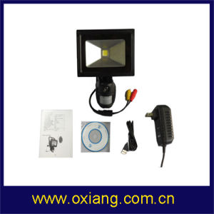 IP 65 Wireless PIR Sensor Light Camera pictures & photos