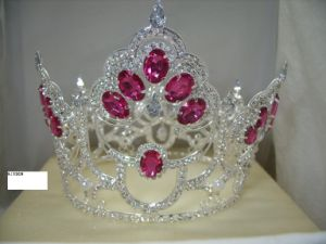 Pageant Tiara, Pageant Crown H-38012, Wedding Tiara, Bridal Tiara, Bridal Crown 38012