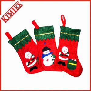 Xmas Festival Decoration Santa Claus Stocking pictures & photos