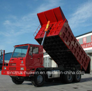 Sniotruk HOWO Mineral Dumper 6X4 Mining Dump Truck pictures & photos