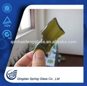 Amber Glass Cullet From Credible Supplier in China pictures & photos