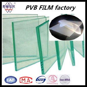 Real Factory Manuafacturer of Laminated Glass PVB pictures & photos