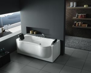 Jacuzzi Massage Square Bathtub Ba-M221 pictures & photos