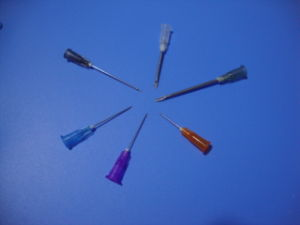 Sterile Syringe Needle with Ce&ISO Certificates pictures & photos