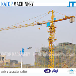 Hydraulic Jib Length 50m Tc5010 Max 5t Tower Crane for Sale pictures & photos