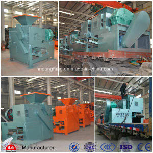Hot Sale in Iran Sponge Iron Briquette Making Machine
