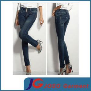Women Super Skinny Classic Jean (JC1244) pictures & photos