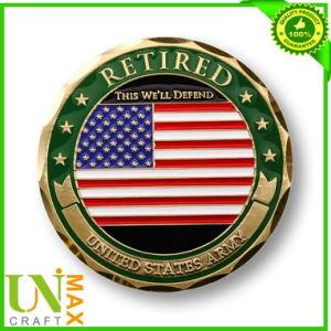 Factory Direct Sale 3D Design Metal Souvenir Coins