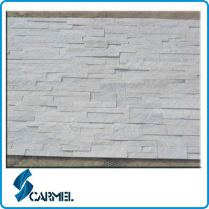 White Natural Quartzite for Wall Cladding (CM-2)