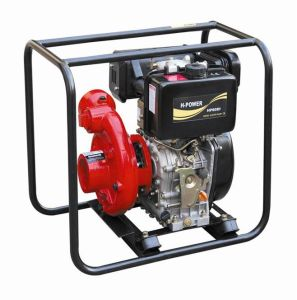 Portable Diesel Self-Priming Pump pictures & photos