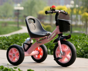 China Baby Trike Pedicab Kids Tricycle Baby Stroller Tricycle with CE pictures & photos