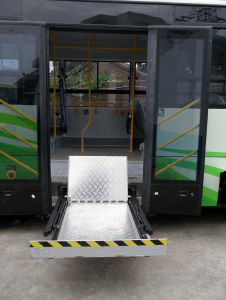 CE Handicapped Wheelchair Lift for Bus pictures & photos