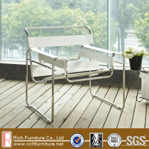 Stainless Frame Wassily Arm Chair for Living Room pictures & photos