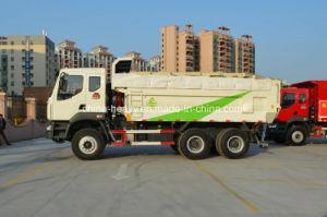 No. 1 Cheapest Balong Heavy Dump Duty Tipper Factory Dumper Dump Truck pictures & photos
