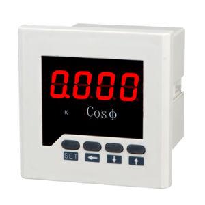 Popular Digital Power Factor Meter in High Grade pictures & photos