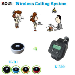 CE Approved 433.92MHz Guest Paging System pictures & photos