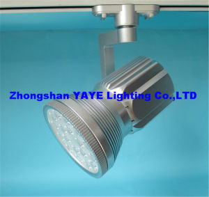 Yaye Best Quality USD21.5/PC for 18W LED Track Light (2160Lm) with CE/RoHS pictures & photos