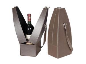 Leather Single Wine Box