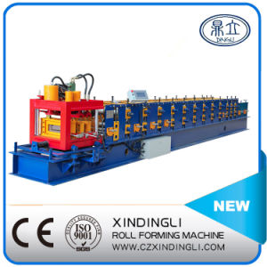 Hydraulic C/Z Purlin Roll Forming Machine for Roof pictures & photos