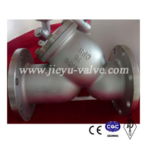 Stainless Steel CF8/CF8m Y Strainer pictures & photos