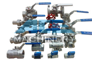 Stainless Steel Sanitary Float Ball Valve (ACE-QF-2F) pictures & photos