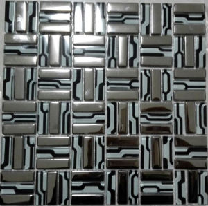 Demax 2017 New Glass Mosaic Designs pictures & photos