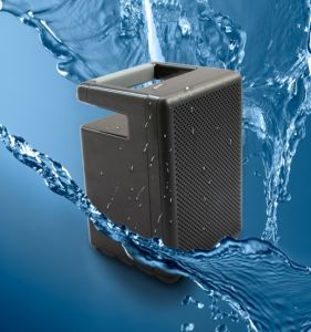 Hifi Wireless Waterproof Speaker for Shower Room, Beach, Swimming Pool and Rainy Day pictures & photos