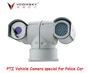 Police Car PTZ Camera, 360 Degree Rotating pictures & photos