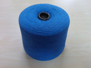 Acrylic Yarn of Dyed Yarn for Knitting (2/36nm HB) pictures & photos