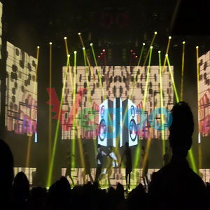 High Quality Indoor Rental LED Display Screen P6 Cabinet for LED Video Wall pictures & photos