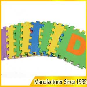 Custom Printed EVA Foam Puzzle Mat for Baby or Children