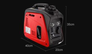EPA Approval Gas Powered 800W Digital Inverter Generator (G950I) pictures & photos