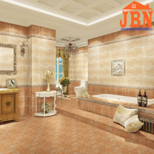 Foshan 3D Inkjet Glazed Bathroom Ceramic Wall Tile (1MP68310A) pictures & photos