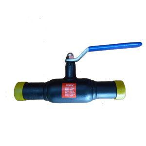 High Quality All Welded Ball Valve/Q61f-16c pictures & photos