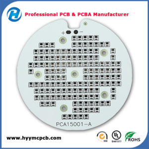 Single Layer Aluminum PCB From UL Approved PCB Manufacturer