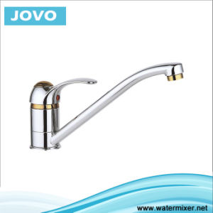 Sanitary Single Handle Kitchen Mixer&Faucet Jv73707 pictures & photos