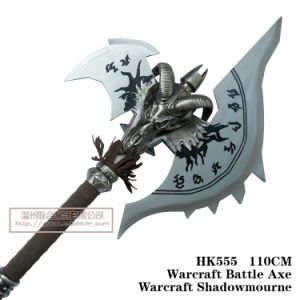 Warcraft Battle Axe Warcraft Shadowmourne 110cm HK555 pictures & photos