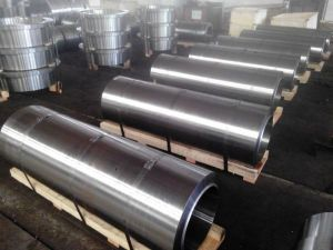 CNC Machining 1045 Alloy Forged Steel Part pictures & photos