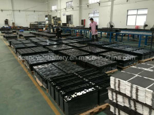 Front Terminal Telecom Battery Sealed Gel Type 12V 135ah UPS Backup Battery pictures & photos