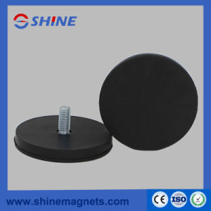 Rubber Magnet Base Thread Rod Type pictures & photos