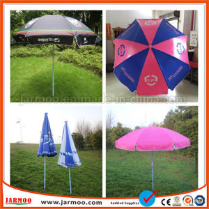 """48"""" Custom Printing Promotion and Advertising Beach Umbrella pictures & photos"""