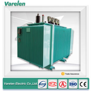 11/0.4kv Power Transformer 112.5kVA Price of Step up Oil Distribution Transformer